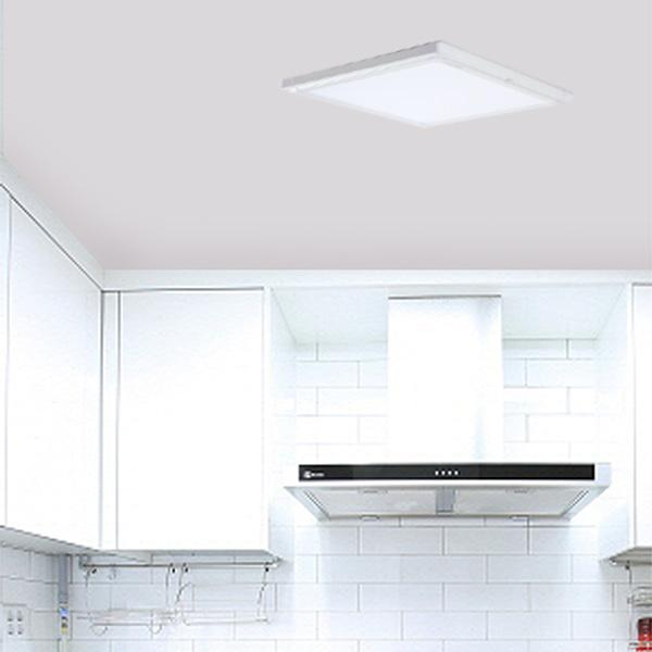 주방 조명-LED 슬림 면조명 휴빛엣지 면조명 직부 300x300 15W 두께 16mm